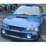 WRC'97エアロボンネット 【GC】【ないる屋】