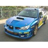 グリル一体型WRC'06フロントバンパー 【GD】【ないる屋】