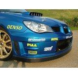 グリル一体型WRC'07フロントバンパー専用カーボンリップ 【GD】【ないる屋】